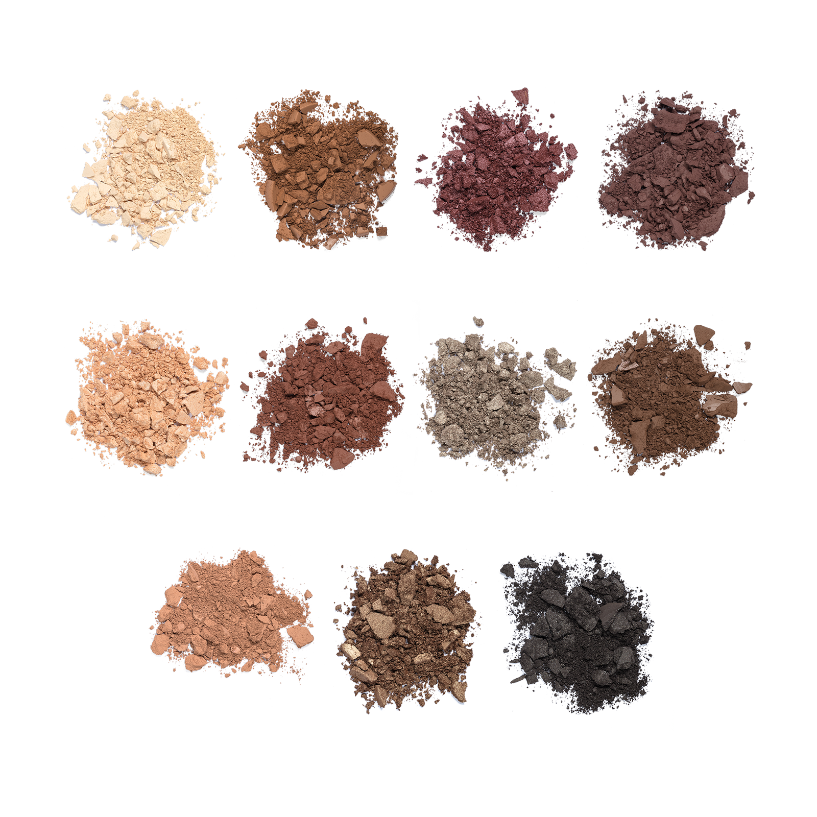 Eyeshadow swatches product image