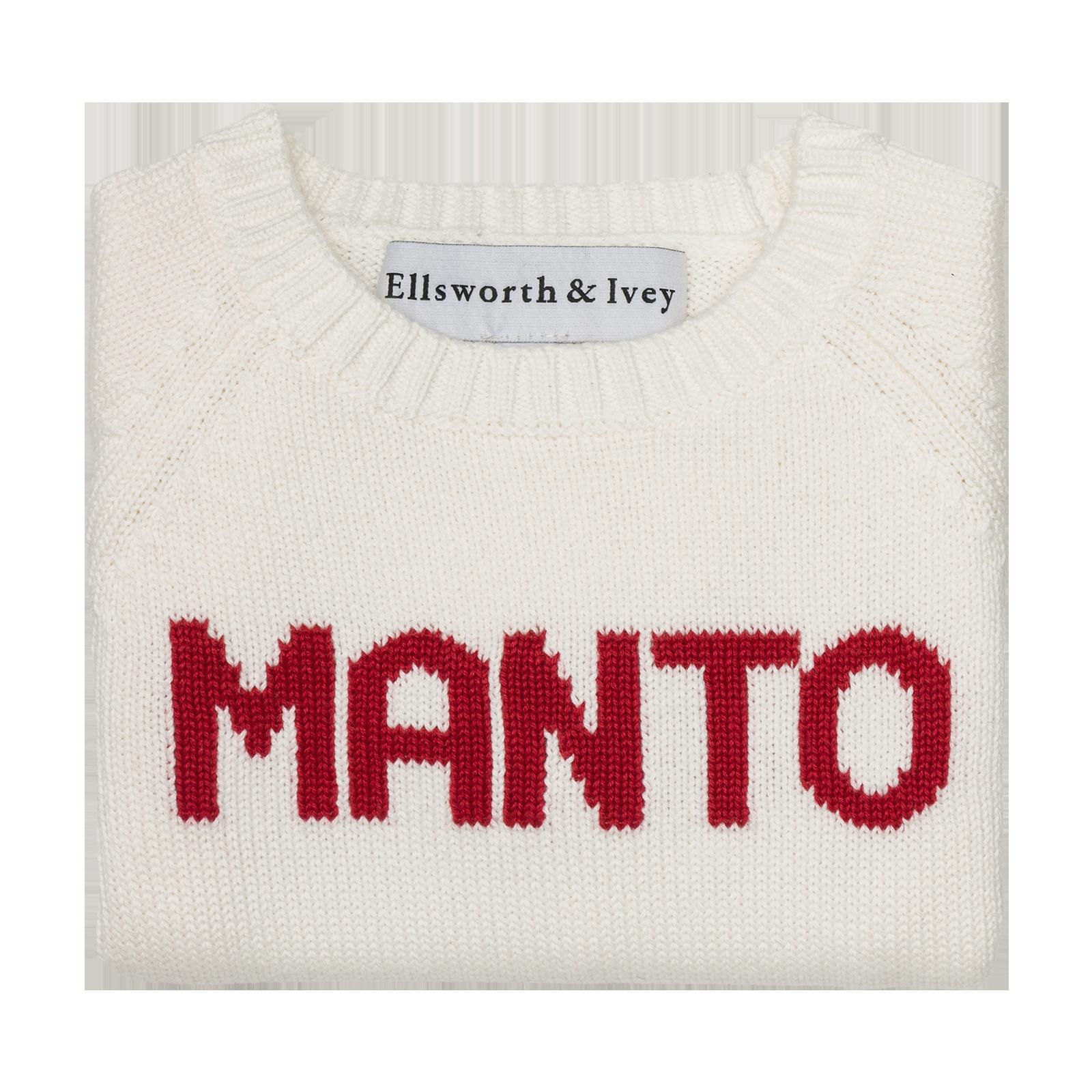 Folded sweater product image