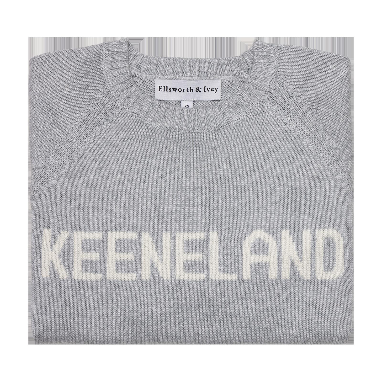 Folded sweater product photo
