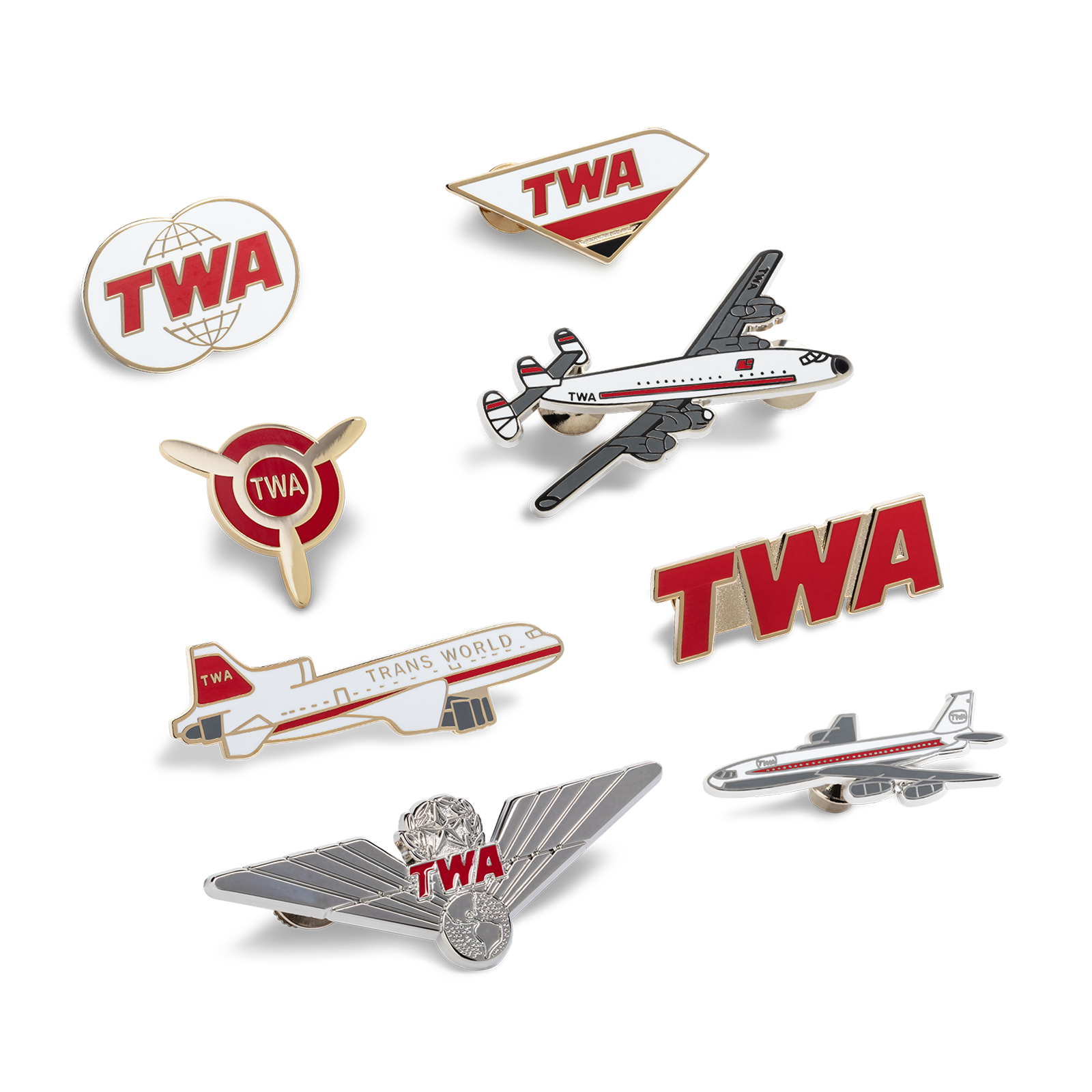 Pins set product image