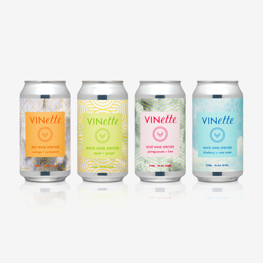 Vinette canned wine