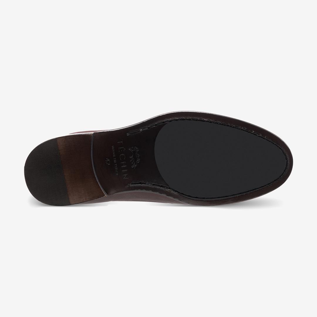 Techin italian leather shoes sole