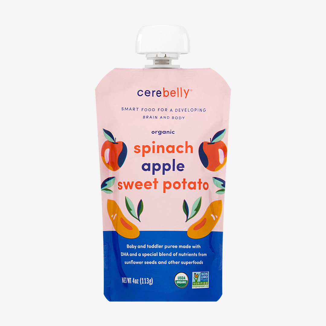 Cerebelly baby food