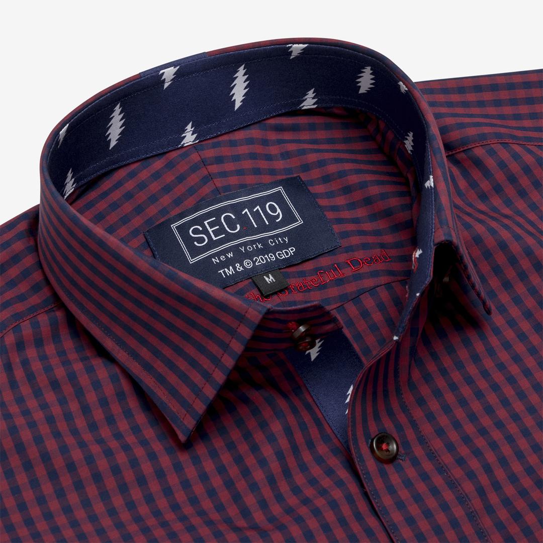 Section 119 New York shirt