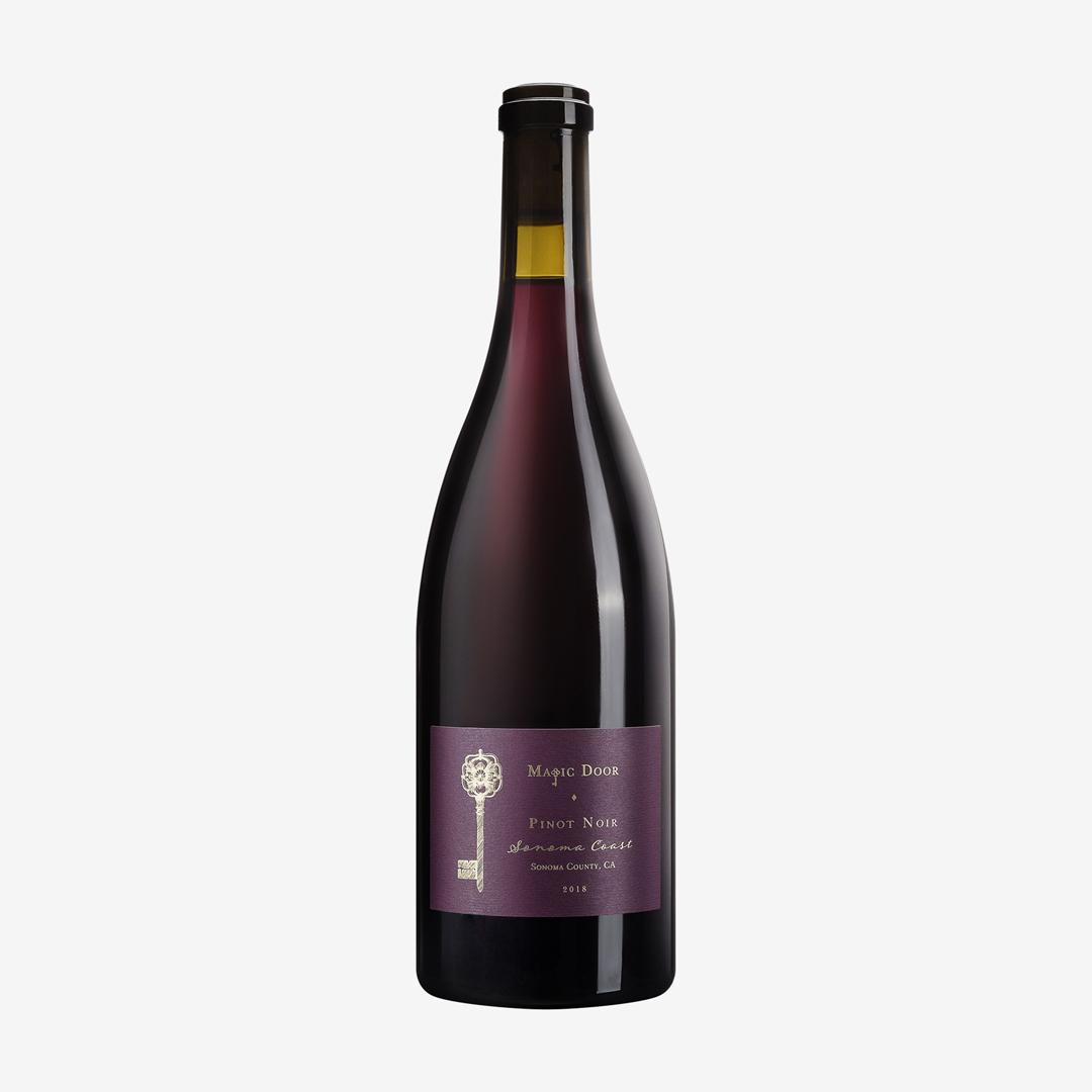 Latitude beverage Magic Door Pinot Noir