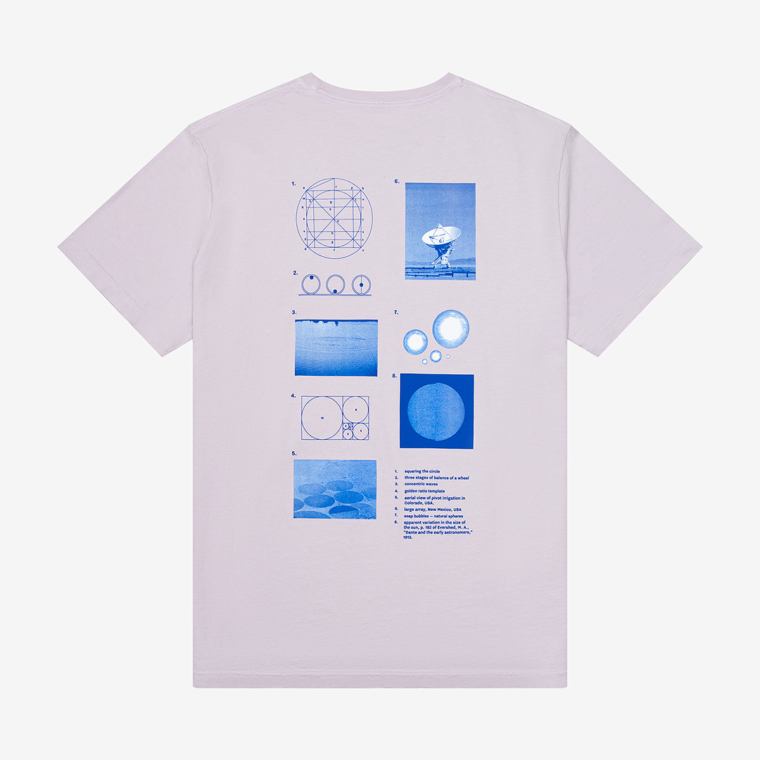 White Recess t-shirt