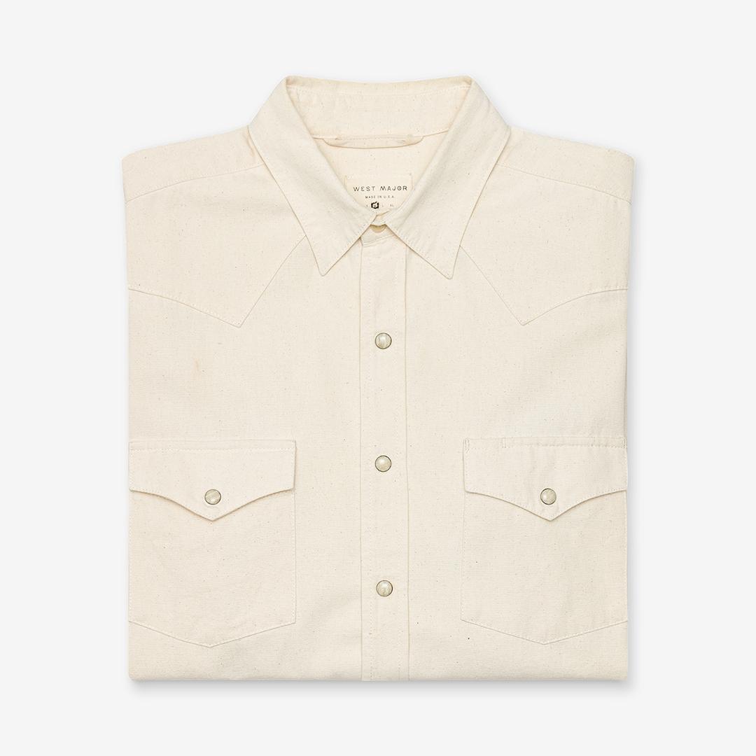 Folded shirt product image