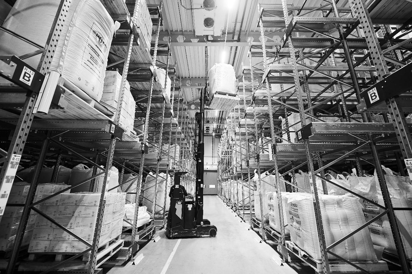 Medewerker Warehouse (drie ploegen)