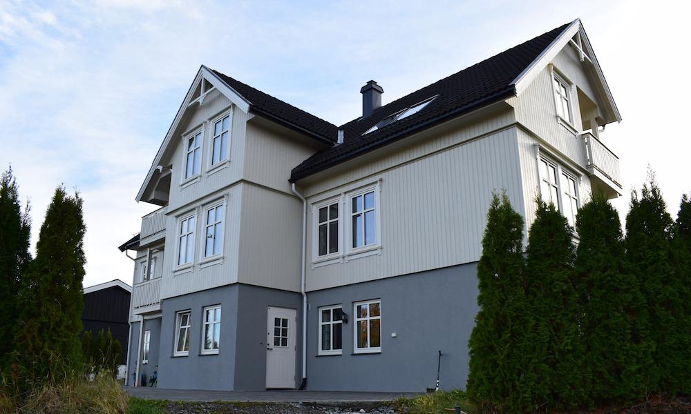 Bygga villa