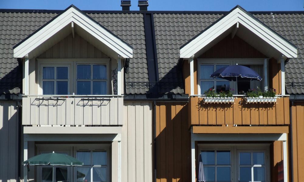 Tvåfamiljshus