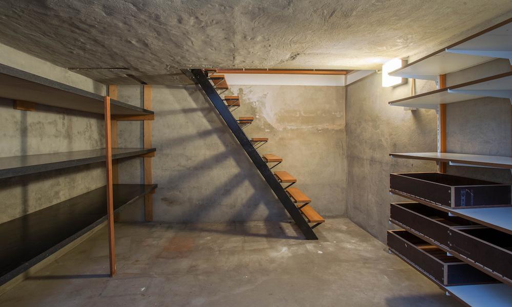 Inreda källare