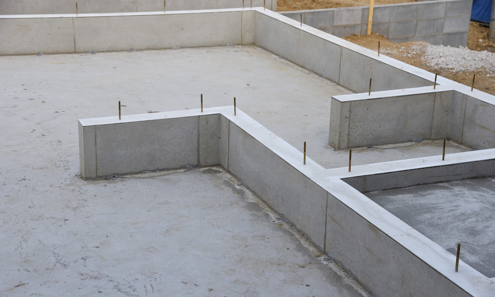 Bygga grund