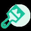 logo mindre renovering