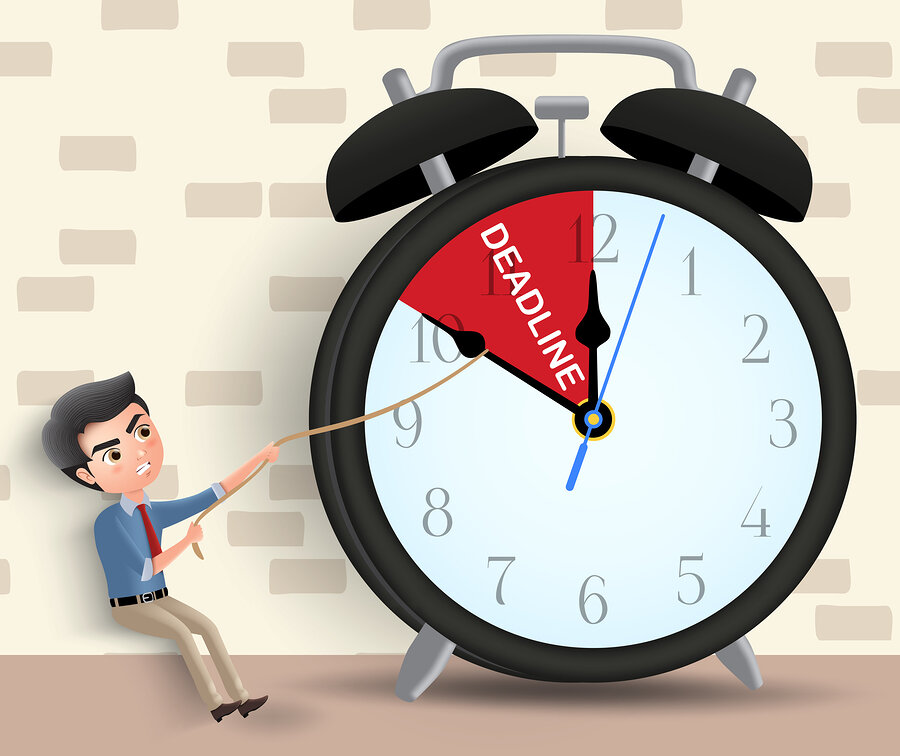 You can't stop the hands of time, so be proactive and plan ahead!