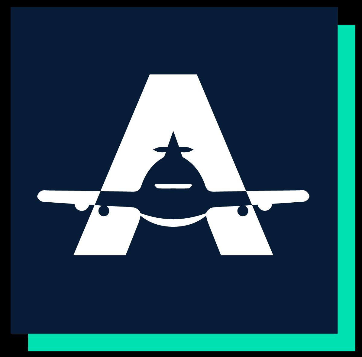 Hangar A air cargo digital platform logo