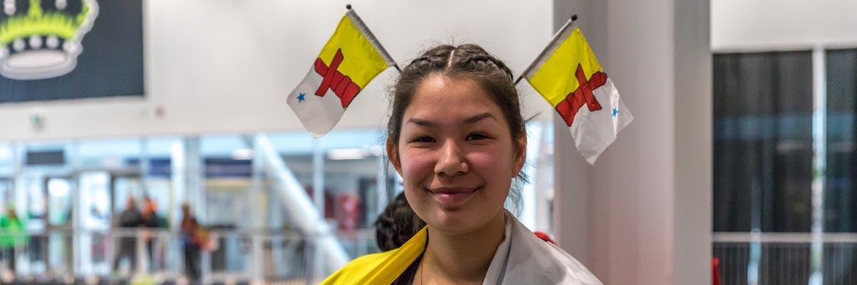 Badminton Bonds Athletes From Across Nunavut