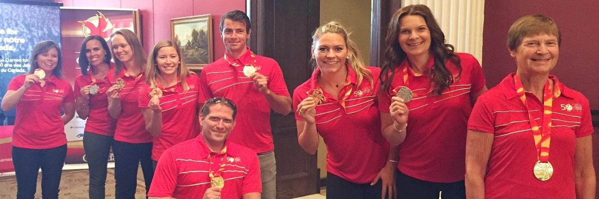 Canada Games and Teck Unveil Medals for the 2017 Canada Summer Games