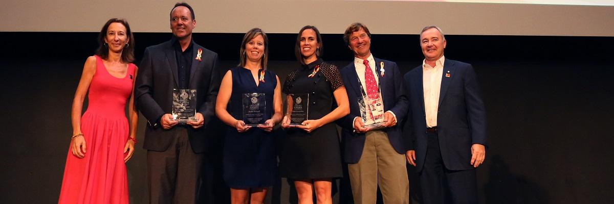 Claire Carver-Dias, Carla MacLeod, Ted Bigelow and Blair McIntosh Inducted into the Canada Games Hall of Honour