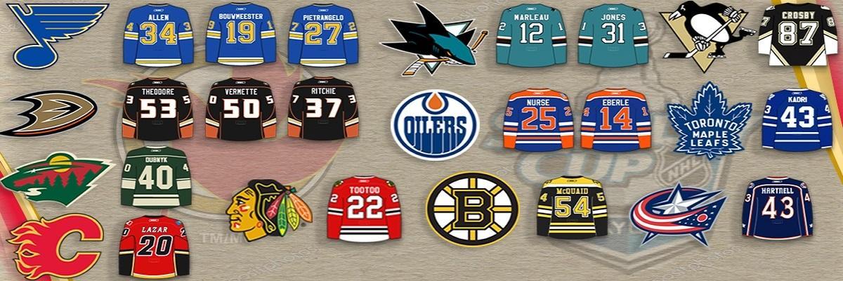 Canada Games alumni in the NHL Playoffs