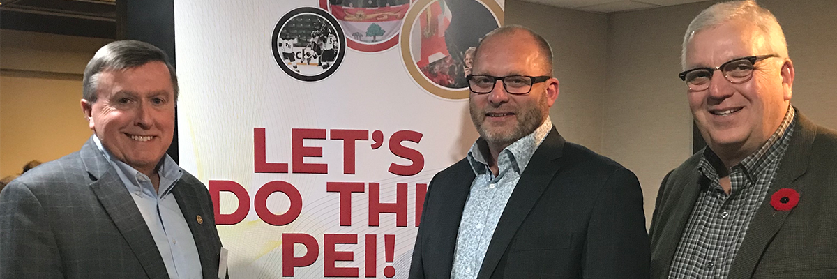 Kyle Dudley Named New CEO of 2023 Canada Winter Games