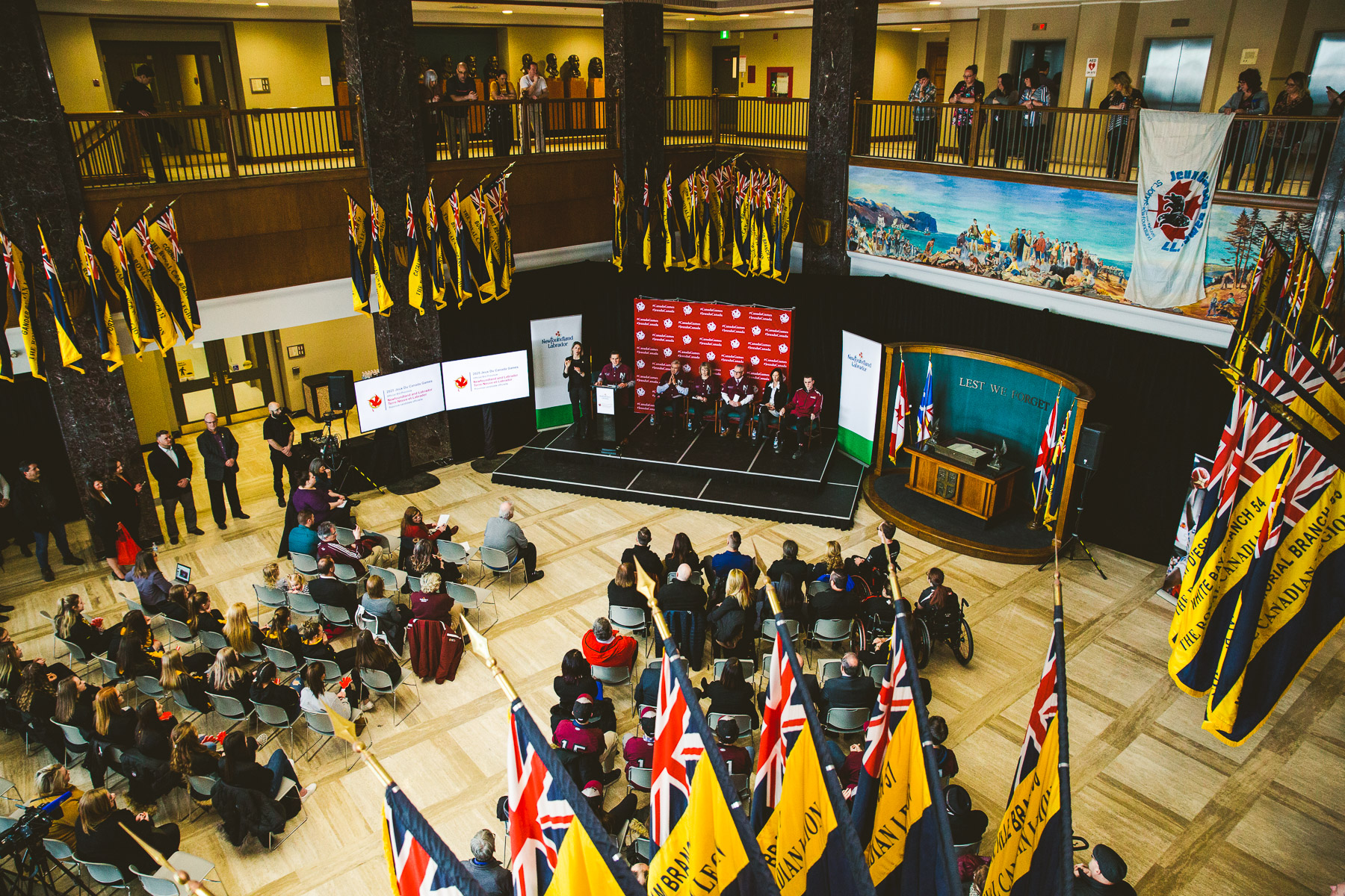 The Canada Games Council Launches Bid Process for 2025 Canada Summer Games in Newfoundland and Labrador