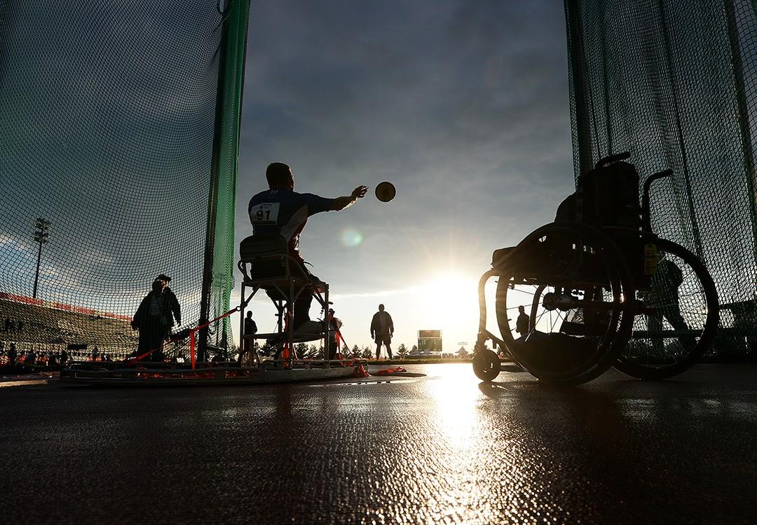 L'accessibilité aux Jeux du Canada