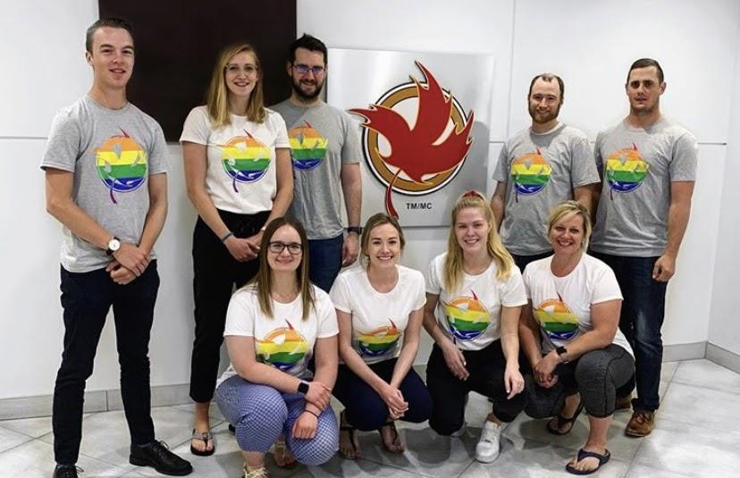 La fierté à l'avant-plan des Jeux du Canada