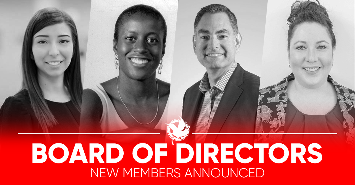 Canada Games Council Announces New Board Members