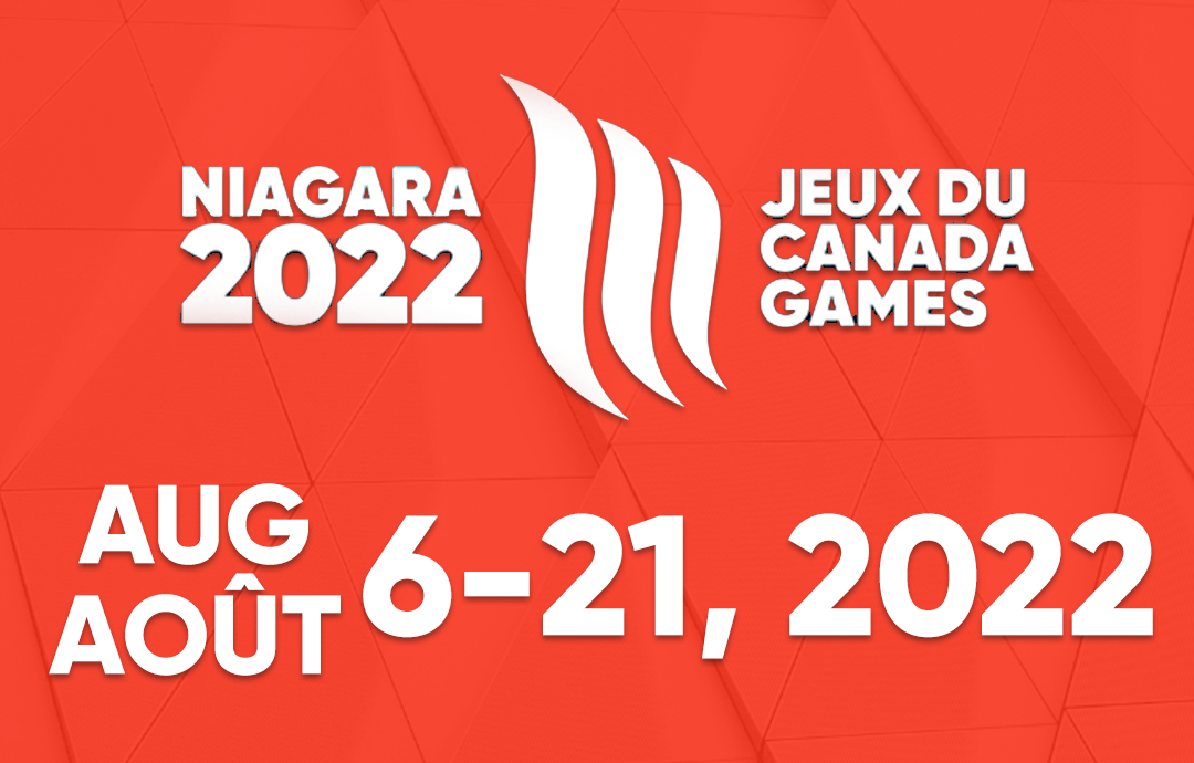 NEW DATES ANNOUNCED FOR NIAGARA 2022 CANADA SUMMER GAMES