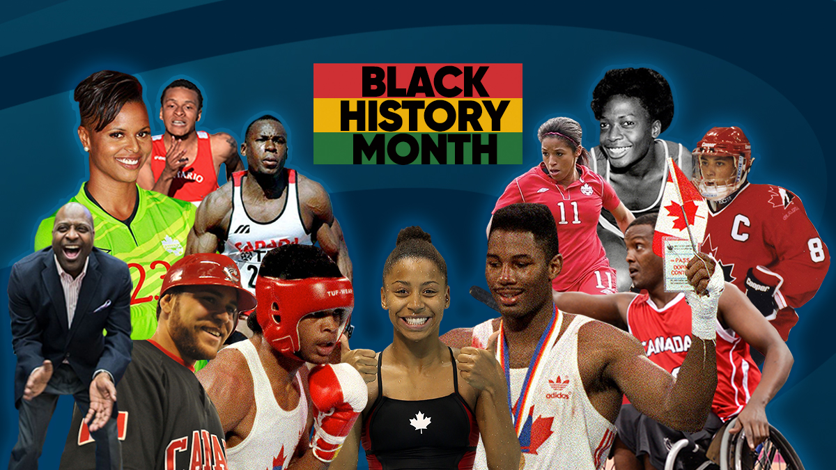 Celebrating the accomplishments of Black Canada Games alumni