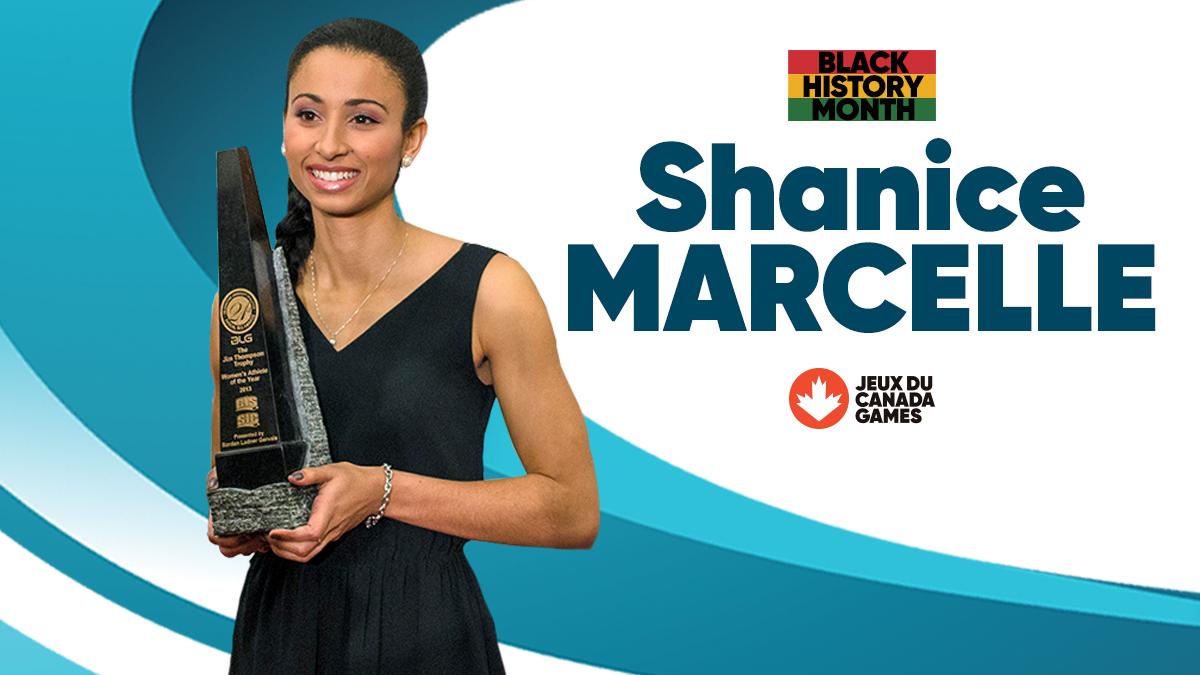 Inspiring the NextGen — Shanice Marcelle