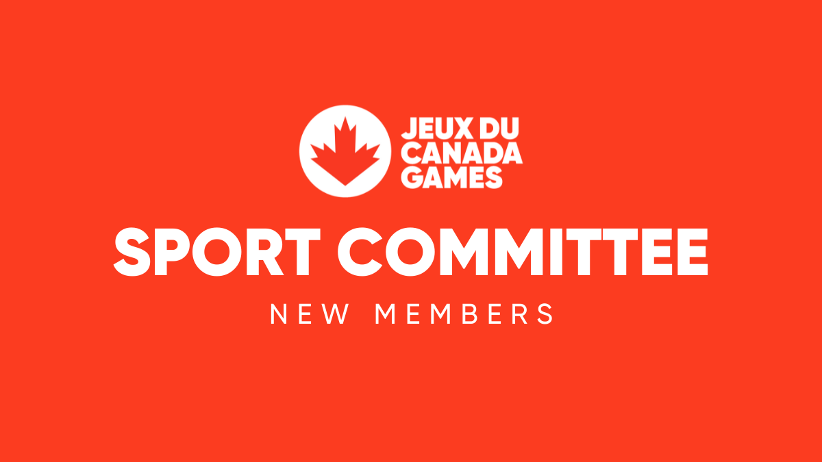 Canada Games Council Announces New Sport Committee Members