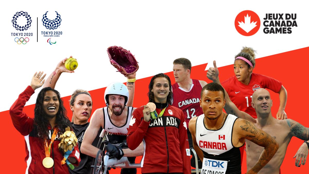 Canada Games alumni to watch at the Tokyo Olympics and Paralympics