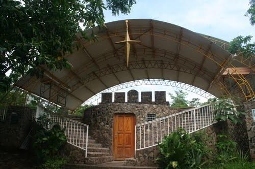 santuario de la virgen de cuapa