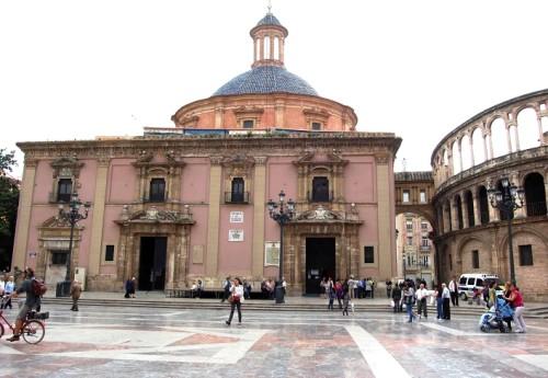 basilica de los desamparados de valencia