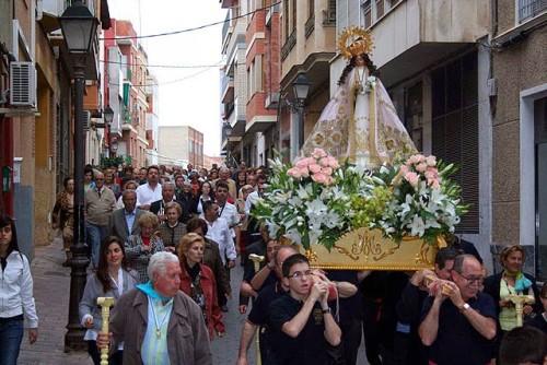 procesion ns de la salud alcantarilla