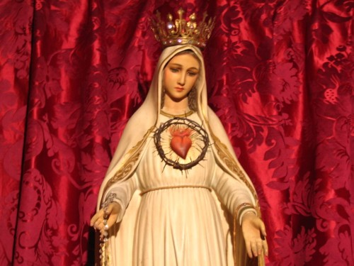 inmaculado corazon de maria