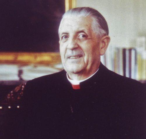 Cardenal Suenens