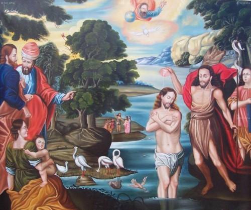 martin beisaga gorvenia bautismo de jesus