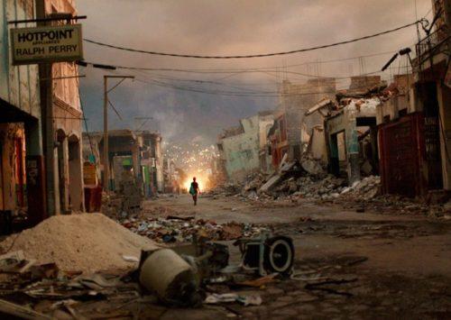 ciudad destruida