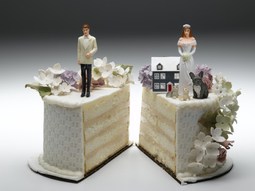 torta de divorcio