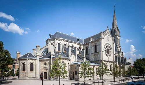 basilica de saint denys