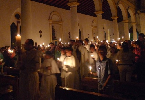 liturgia de la luz