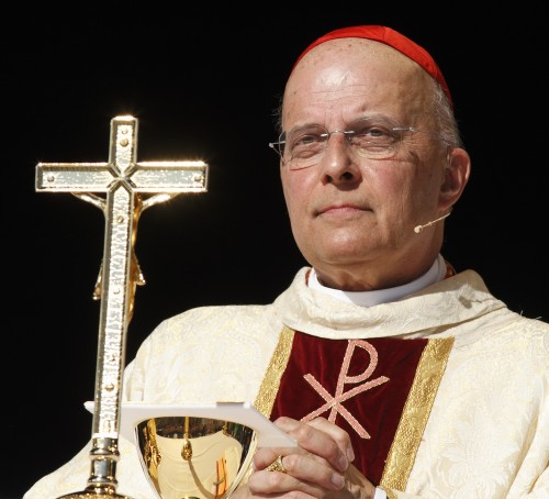 Cardenal Francis George