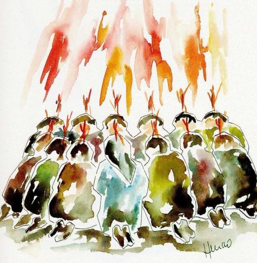 el pentecostes cristiano