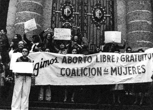 feministas pro aborto