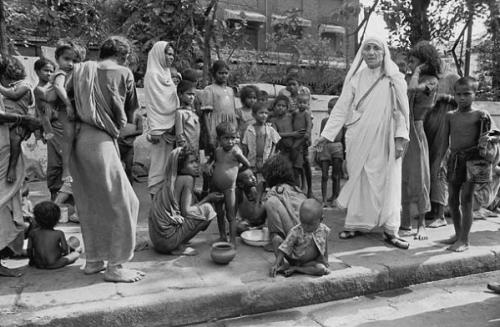 misioneras de la caridad de teresa de calcuta