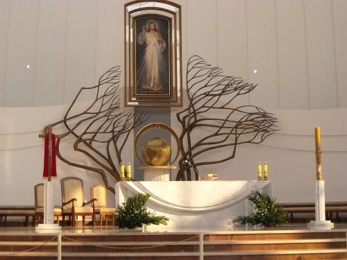 altar misericordia