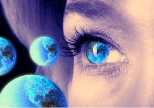 ojo y la tierra