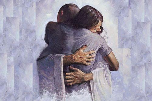abrazo con jesus experiencia cercana a la muerte
